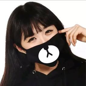 Máscara Exo Kumamon Kpop