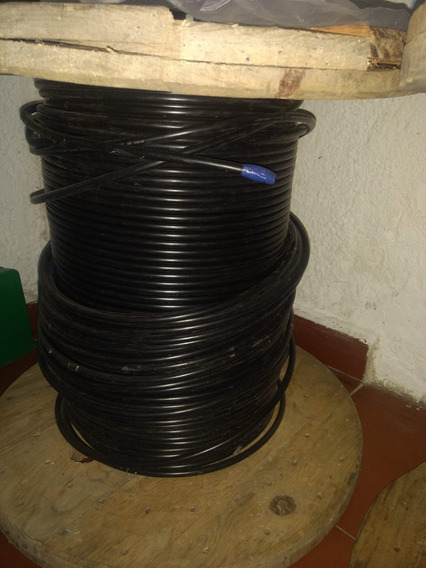 Cable A Granel Cal 4 Thw-ls Marca Condumex Color Negro