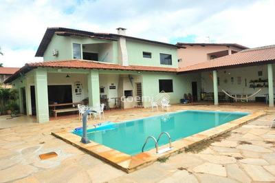 Casa Com 5 Dormitórios À Venda, 454 M² Por R$ 1.790.000 - Lago Norte - Brasília/df, Shin Qi 12 - Ca0554