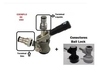 Kit - Conversor Terminais + Conectores Ball