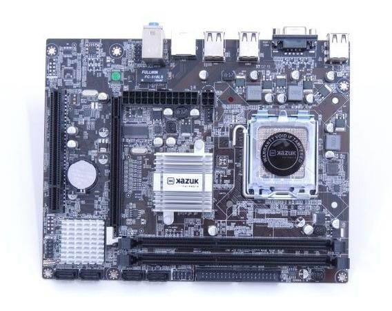 Placa Mãe Lga 775 Chipset Intel 82g41/g43 +82801gb