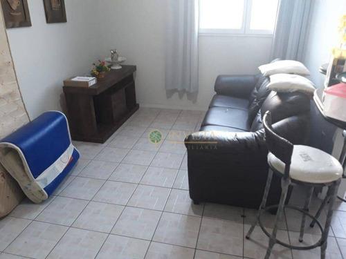 Apto Com 1 Dormitório E 1 Vaga De Garagem - Próximo Ao Giassi Supermercados Em Campinas / Sj - Ap6076