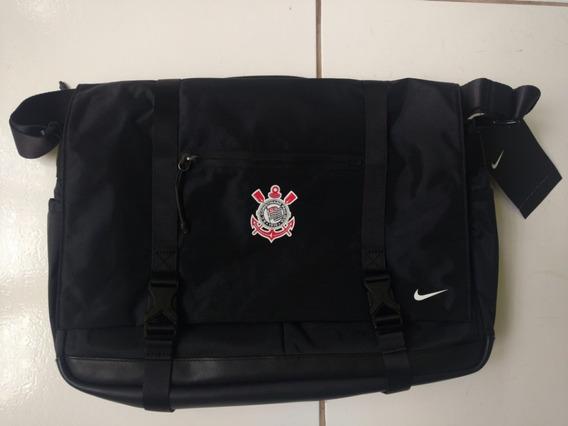 Mochila Mala Bolsa Nike Corinthians Jogador Jogo Camisa