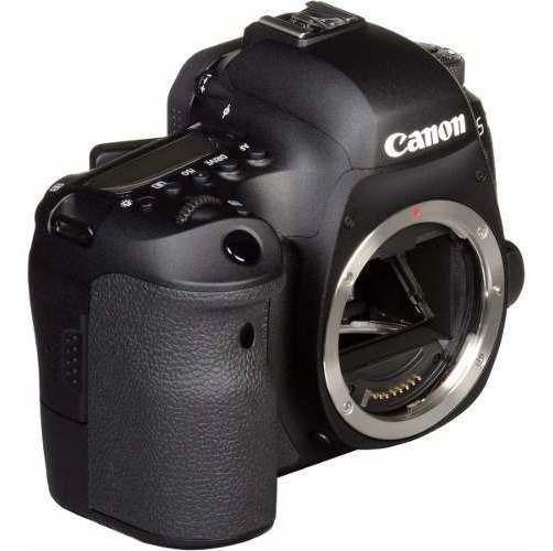 Câmera Profissional Canon Dslr Eos 6d Mark Ii Somente Corpo