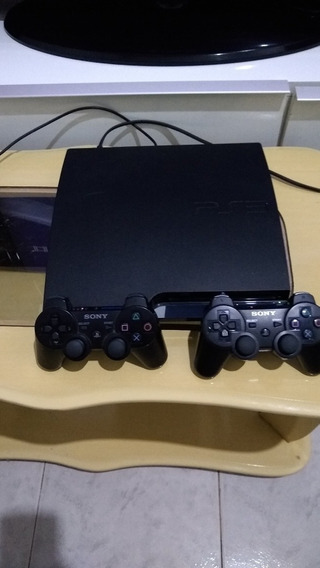 Playstation 3 Slim Completo Leia!!