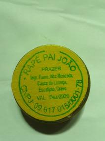 Rapé - Pai João Original - 24 Unidades De 10 Gramas Cada