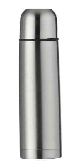 Garrafa Térmica De Aço Inoxidável 750ml Com Copo