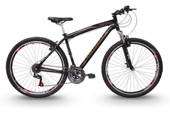 Bicicleta Track Bikes Black 29 Aro 29 Seminova