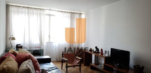Apartamento Para Locação No Bairro Jardim Paulista Em São Paulo - Cod: Ja14885 - Ja14885