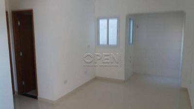 Cobertura Com 2 Dormitórios À Venda, 49 M² Por R$ 275.500 - Vila Vitória - Santo André/sp - Co2008