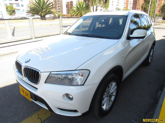 Bmw X3 Xdrive 20i At 4x4