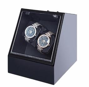 Watch Winder Para 2 Relógios Movimentador Pronta Entrega!!!