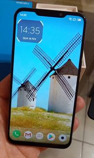 Meizu X8 Dual 64gb - Snapdragon 710 - Completo - Ñ Oppo 5t