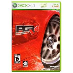 Pgr 4 Xbox 360 Original Midia Fisica Seminovo