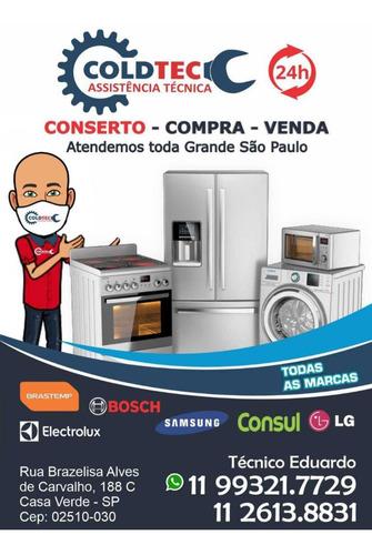 Imagem 1 de 1 de Assistência Técnica De Geladeiras E Máquinas De Lavar