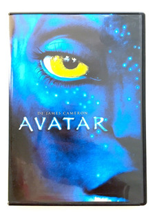 Avatar De James Cameron 2009 Dvd Semi Nuevo