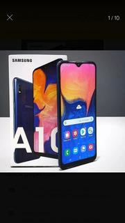 Celular Samsung A10 Usado Perfectas Condiciones