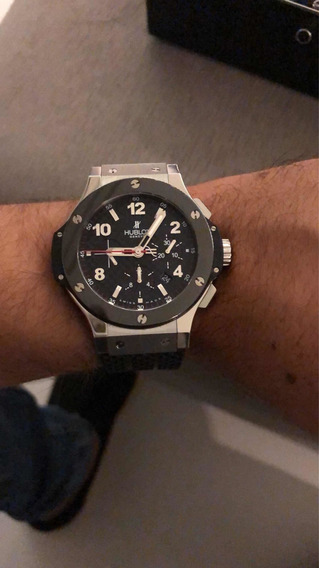 Relógio Hublot Big Bang Steel Ceramic