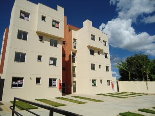 Apartamento Com 2 Quartos Para Comprar No Santa Mônica Em Belo Horizonte/mg - Gar11802