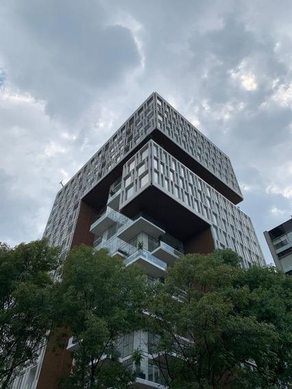Condesa, Departamento Nuevo Con Balcón Y Vista Espectacular.