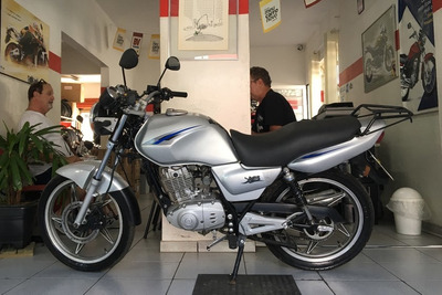 Suzuki Yes 125 Ed Cinza 2008