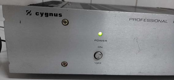 Amplificador Cygnus Pa-800 P A 800 No Estado