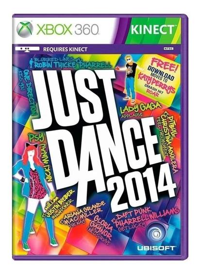 Just Dance 2014 - Xbox 360 - Original - Usado