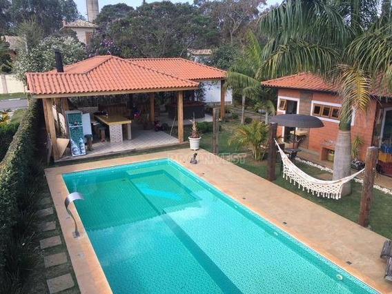 Casa Com 3 Dormitórios À Venda, 300 M² Por R$ 999.000 - Paysage Vert - Vargem Grande Paulista/sp - Ca16175