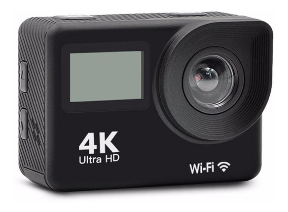 Camera De Video Esportes Ação 4k 1080pwi A Prova D