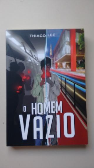 Livro O Homem Vazio Thiago Lee P282