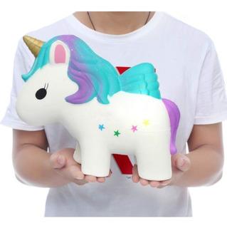 Squishy Aromático: Unicornio Gigante 30 Cm -envío Full-