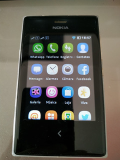 Nokia Asha 503 Rm-958 Dual Sim