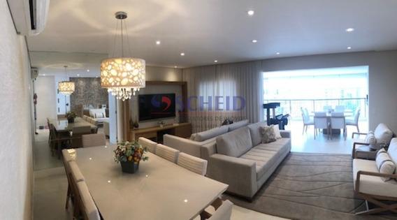 Apartamento Impecável Com Linda Varanda Gourmet Na Vila Mascote! - Mc7845