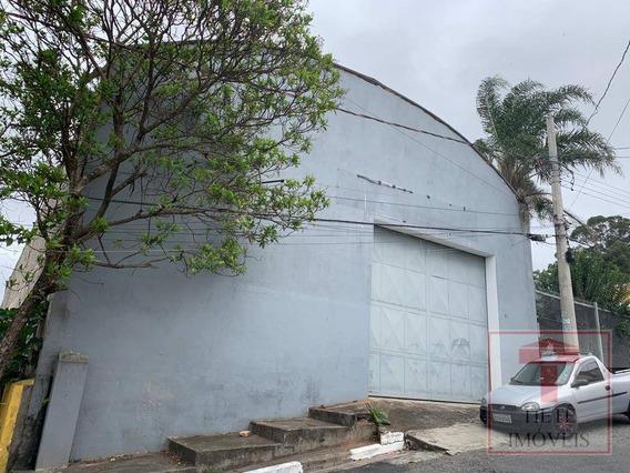 Galpão À Venda, 231 M² Por R$ 1.300.000 - Jardim Paulista - Guarulhos/sp - Ga0324