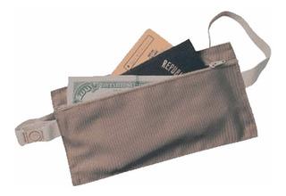 Portavalores Cinturon Antirrobo Dinero Documentos Viaje