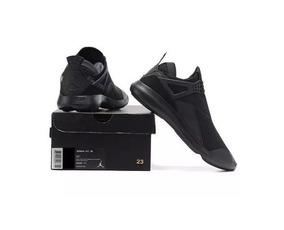 Tênis Nike Air Jordan Fly 89 Basquete Nba Black Original!