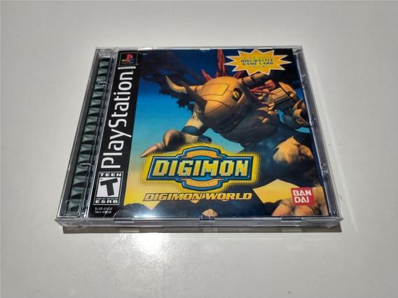 Digimon World - Psone Patch Parcialmente Legendado Português