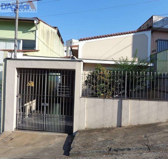 Linda Casa Térrea No Vila Nivi Com 3 Dormitórios E 1 Vaga De Garagem - Dg2325