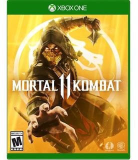 Mortal Kombat 11 Xbox One Nuevo En Español Latino