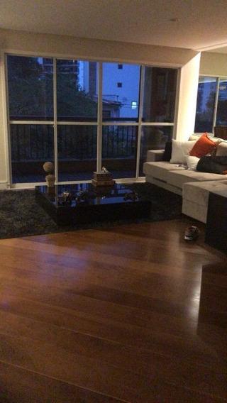 Apartamento Em Campo Belo, São Paulo/sp De 216m² 4 Quartos Para Locação R$ 9.410,00/mes - Ap270174