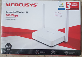 Roteador Mw301r Wireless N - Tp- Link Mercusys