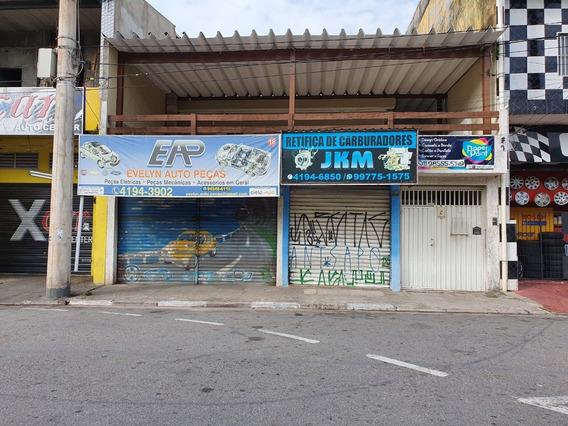Casa Com Ponto Comercial No Jardim Silveira, Barueri - Sp
