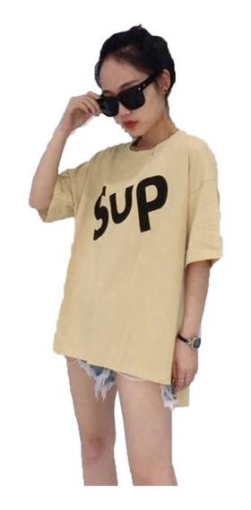 Camiseta Femenina Cropped Com Capuz T-shits