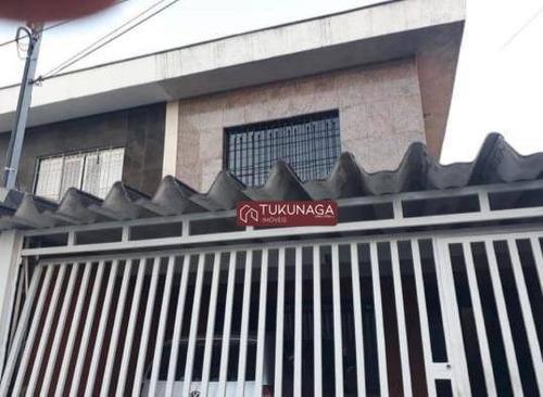 Sobrado À Venda, 120 M² Por R$ 600.000,00 - Vila Galvão - Guarulhos/sp - So0969