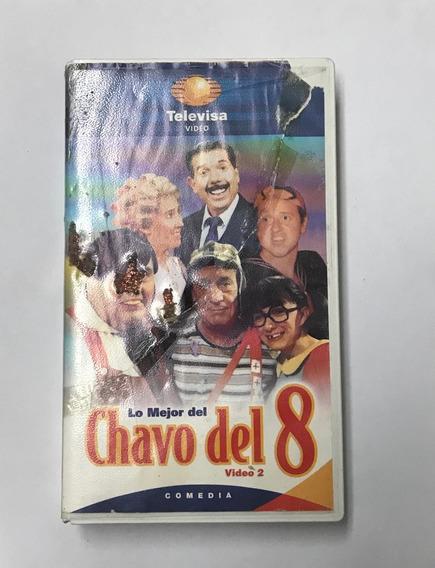 Vhs Chavo Del Ocho