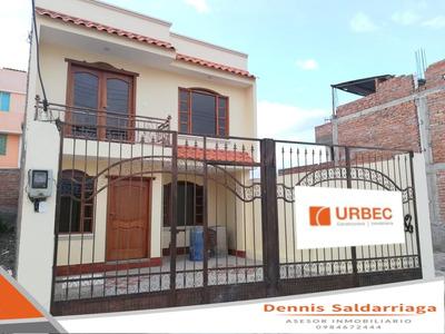 Casa En Venta Riobamba Sector Norte A Estrenar
