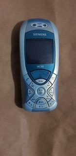 Celular Siemens Mc60 Nokia Sony Samsung Motorola Relíquia