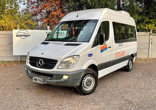 Mercedes-benz Sprinter 2.1 415 Combi 3665 150cv 15+1 Te 2015