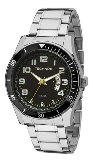 Relógio Technos Masculino Performance Racer 2115ksl/1r