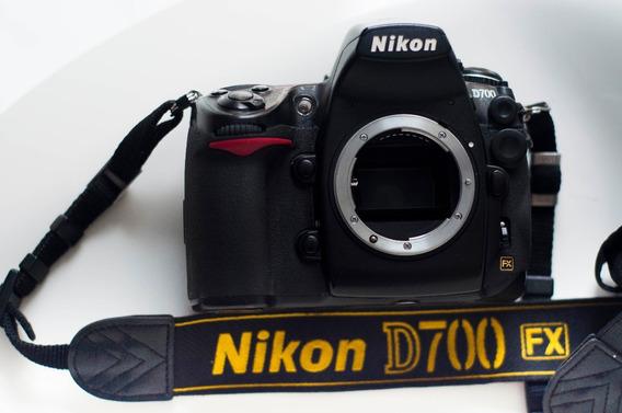 Nikon D700 - Ótimo Estado De Conservação!